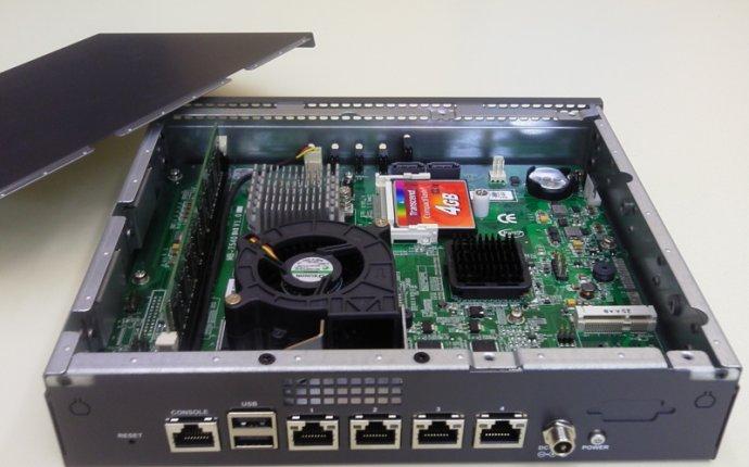 CISCO своими руками, или обзор сетевой платформы Lanner FW-7540