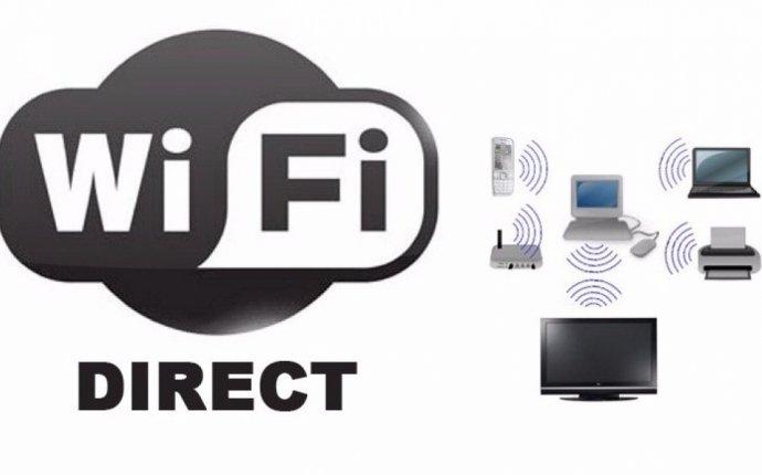 как работает wifi direct на андроид