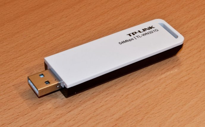 WiFi точка доступа TP-LINK TL WN321G и Windows 7